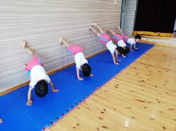 楽しい体操教室☆(上野)