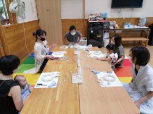 ☆「フラワー教室」☆(本間)