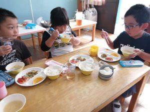 ☆今日の給食☆(渡邉)