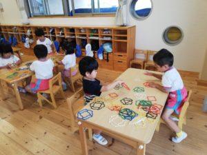 今日の玩具遊び! (河野)
