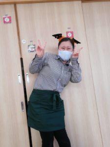 ハッピーハロウィン~(飯野)
