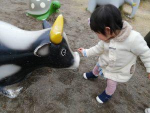 ☆「園庭遊び」☆(本間)