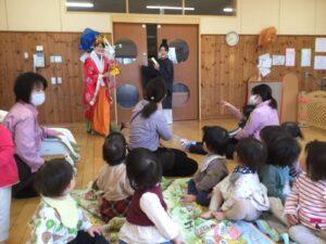 今日は楽しいひな祭り♪(櫻井)