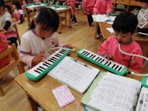 鍵盤ハーモニカ(高橋)
