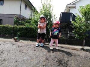 戸外遊び(江藤)