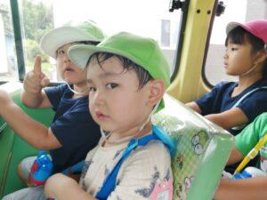 ☆バスに乗って。。。☆(田口)